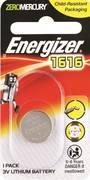 Батарейка Energizer CR1616 литиевые
