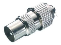 Штекер Vivanco 43011 металл