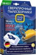 Синтетические пылесборники Top hause THN 4022 S для пылесосов Bosch/Siemens