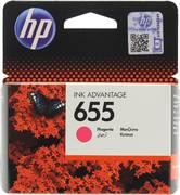 Картридж HP 655 CZ111AE BHK Пурпурный