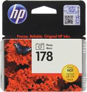 Картридж HP 178 CB317HE Black