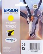 Картридж Epson T0924 (C13T10844A10) Желтый