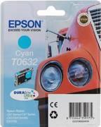 Картридж Epson T0632 (C13T06324A10) Голубой