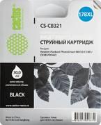 Картридж Cactus CS-CB321N 178XL Черный