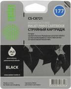 Картридж Cactus CS-C8721 177 Черный
