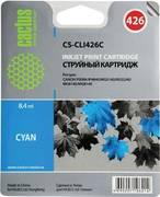 Картридж Cactus CS-CLI426C Голубой