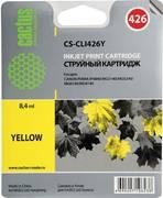 Картридж Cactus CS-CLI426Y Желтый