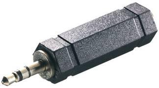 Переходник Vivanco 41065 Jack Ш 3.5mm - Г 6.5mm