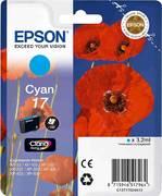 Картридж Epson 17 (C13T17024A10) Голубой