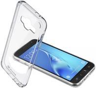 Чехол (клип-кейс) Cellularline для Samsung Galaxy J3 2016 Прозрачный