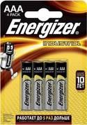 Батарейка Energizer Industrial 1.5V AAA-LR03 4шт