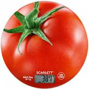 Весы кухонные Scarlett SC-KS57P38 Красный